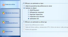 Optimisation des support SSD-MINI
